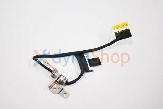 中古 東芝 dynabook R63/U  R63/D R63/B R63/A シリーズ HD(1366×768)液晶ケーブル ヒンジ金具付き(左)No.211013-7