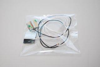 中古 東芝 dynabook R63/U シリーズ 用 wi-fiアンテナ(白、黒)Q211013-8
