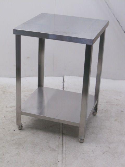 業務用 ステンレス調理台 W550×D550×H800mm
