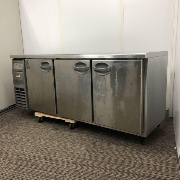 "<span class=""title"">中古厨房機器入荷しました!冷蔵コールドテーブルです!</span>"