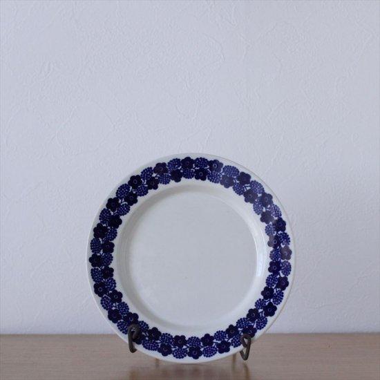 ARABIA  Rypale  ルパレ 17cmプレート blue 2