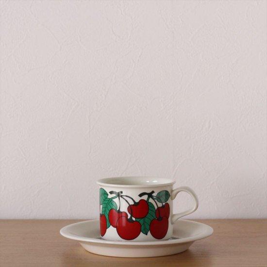 ARABIA kirsikka キルシッカC&S coffee1