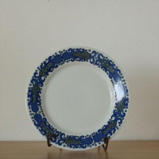 ARABIA Esmeralda エスメラルダ blue 17cm複数入荷