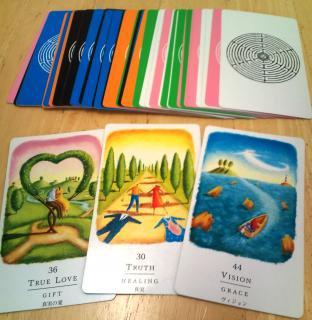 ビジョン心理学カードセラピー(ショート60分/フル120分)
