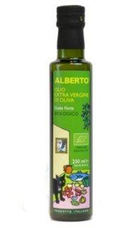 アルベルトさんのオリーブオイルグリーンラベル