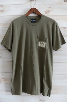 <img class='new_mark_img1' src='https://img.shop-pro.jp/img/new/icons14.gif' style='border:none;display:inline;margin:0px;padding:0px;width:auto;' />SEAGER RAMBLER POCKET TEE シーガー Tシャツ