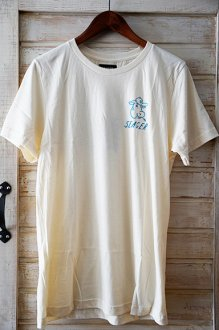<img class='new_mark_img1' src='https://img.shop-pro.jp/img/new/icons14.gif' style='border:none;display:inline;margin:0px;padding:0px;width:auto;' />SEAGER DAISY TEE シーガー Tシャツ OFF WHITE