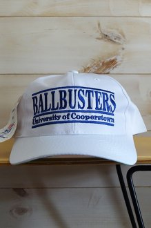 <img class='new_mark_img1' src='https://img.shop-pro.jp/img/new/icons14.gif' style='border:none;display:inline;margin:0px;padding:0px;width:auto;' />【DEAD STOCK】 Vintage Cooperstown University Snapback Cap 90's THE GAME デッドストック