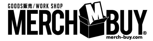 MERCH-BUY | バンド・ブランドオフィシャルグッズ総合Web Store