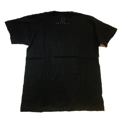 KEYTALK / 2015 Winter T-shirts (Black)