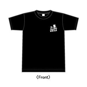 The Monsters Club /  Monsters Club T-Shirt (Black)