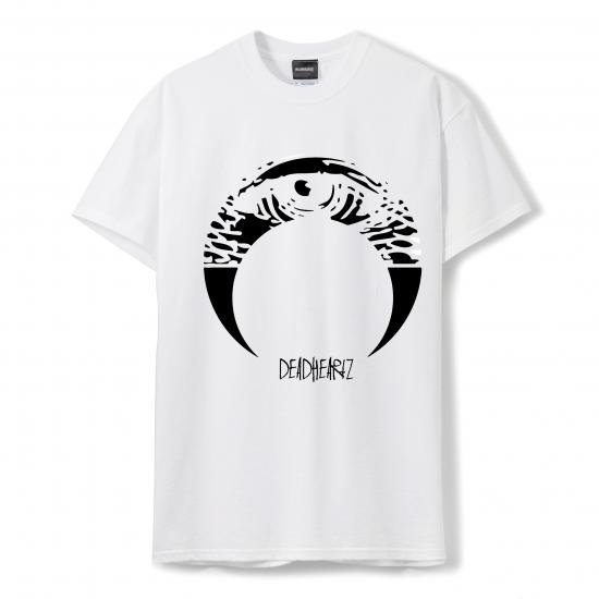 "DEADHEARTZ /""EYE"" TEES WHITE"