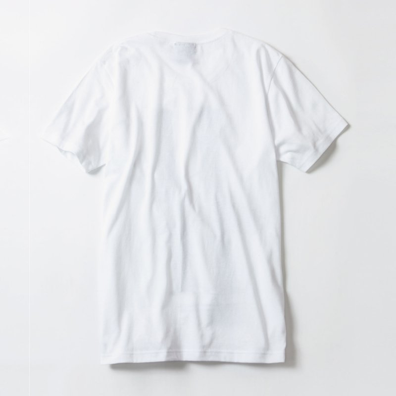 LILWHITE. / -ELEMENT- Tee (WHT)