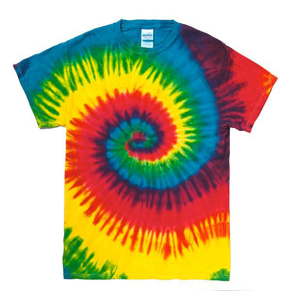 COLORTONE/Rainbow & Spider Tee(4Coloer)