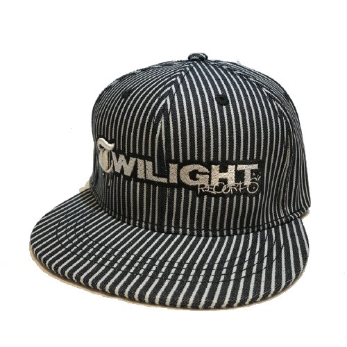 TWILIGHT RECORDS / TWILIGHT CAP(HICKORY/SILVER)