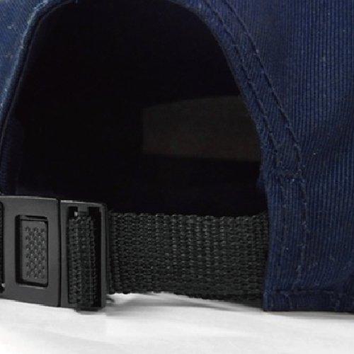 OTTO  H1098 STYLE 5 PANEL CAP  (NAVY)