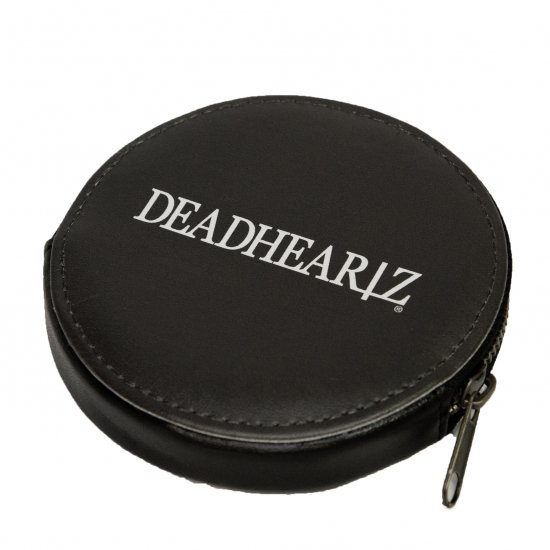 DEADHEARTZ / COIN CASE / BLACK