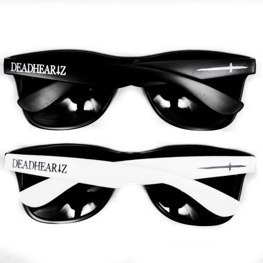 DEADHEARTZ / SUNGRASSE(BLACK/WHITE)