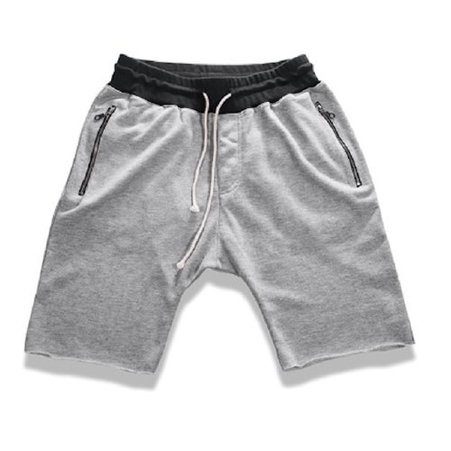SELECT SHORTS Pants(GRAY)