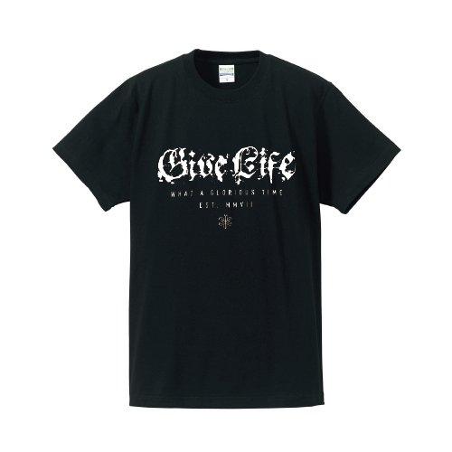 GIVELIFE / LOGO T-Shirt(Black)