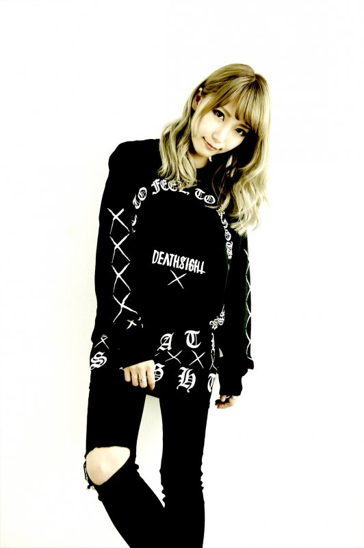 DEATHSIGHT /GRAVE L/S TEES / BLACK