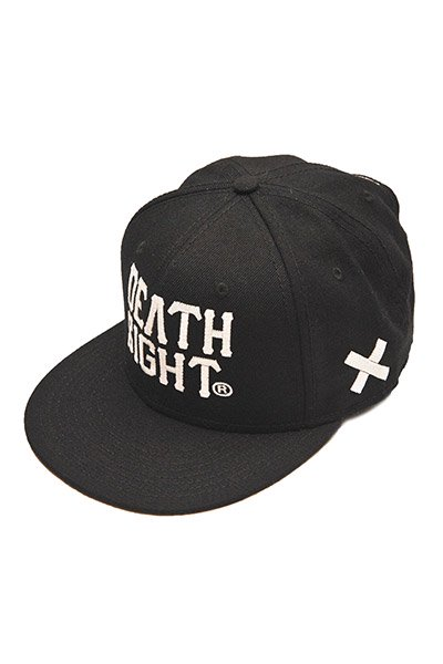 【予約商品】DEATHSIGHT / 17 Logo Cap BLAK