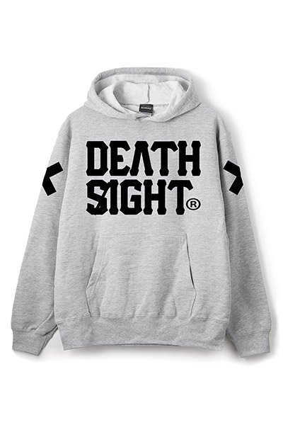 【予約商品】 DEATHSIGHT/ 17 Hoodie DUCK GRAY