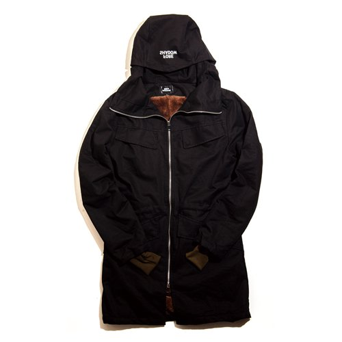 FORESHADOW /  Mods Coat(BLACK)