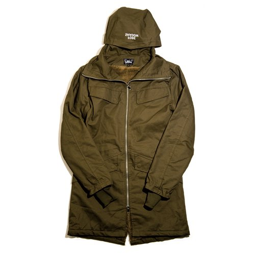 FORESHADOW /  Mods Coat(OLIVE)