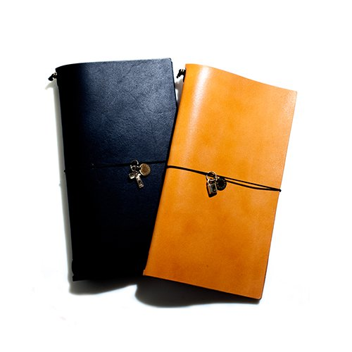 FORESHADOW / TOUR NOTE BOOK (BLACK/BROWN)