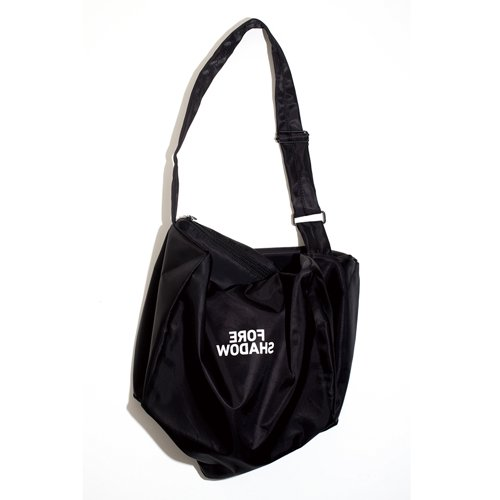 FORESHADOW /  LOGO Bag(BLACK)
