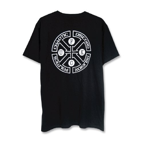 CHAOTIC / CHAOTIC LOGO T/S (BLACK)