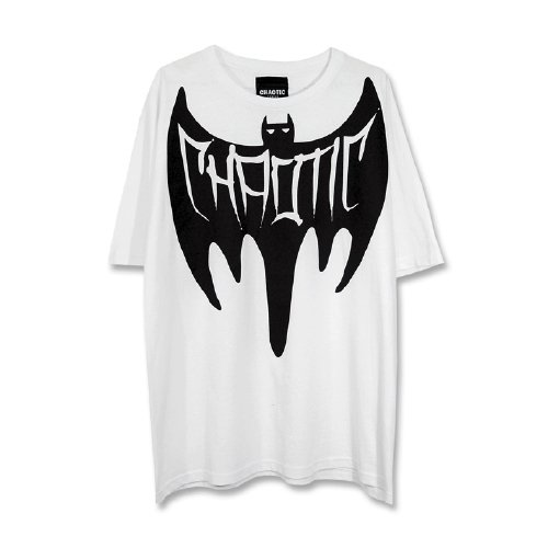 CHAOTIC / CHAOTIC A PATCH T/S(WHITE)
