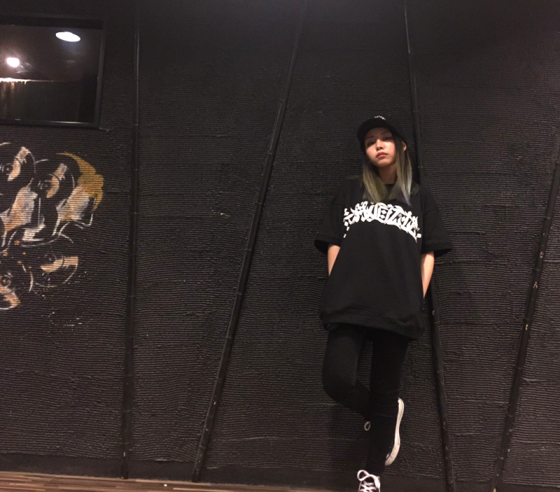 CHAOTIC / BONJI H/S SWEAT
