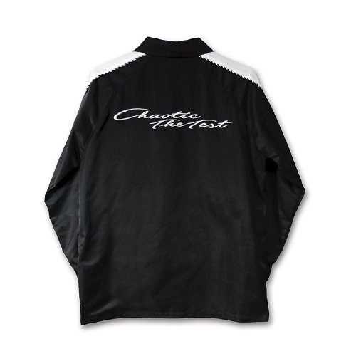 CHAOTIC / CHAOTIC×THE TEST SOUVENIR COACH JACKET