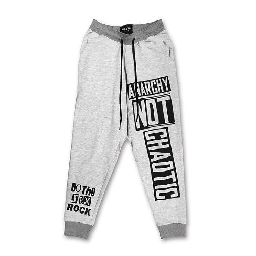 CHAOTIC / SEX ROCK SWEAT PANTS