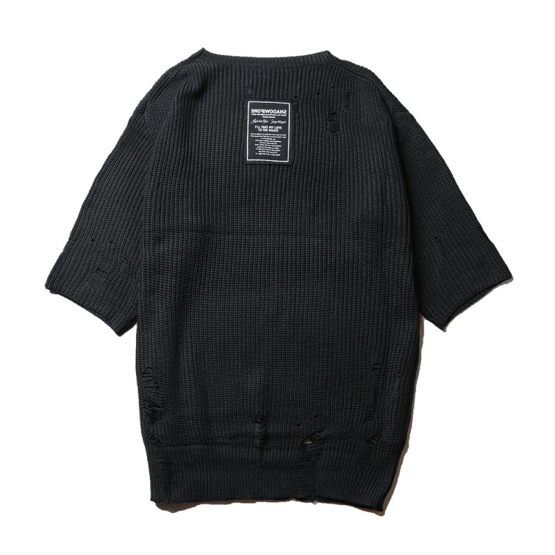 FORESHADOW / DAMAGE KNIT