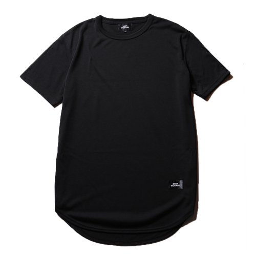 FORESHADOW /  Drycotton round tail T-Shirts