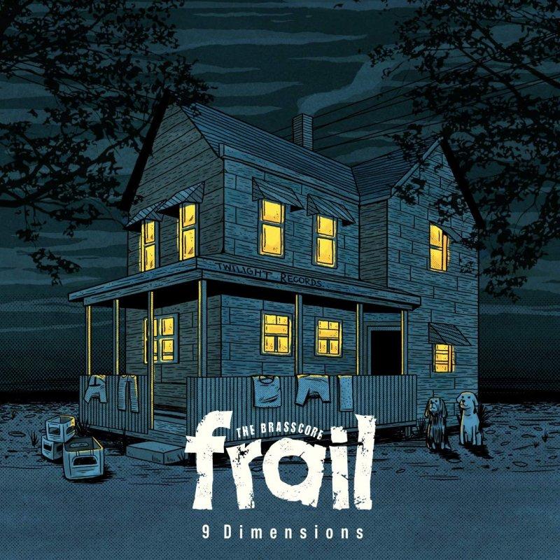 frail / 1st Mini Album「9 Dimensions」