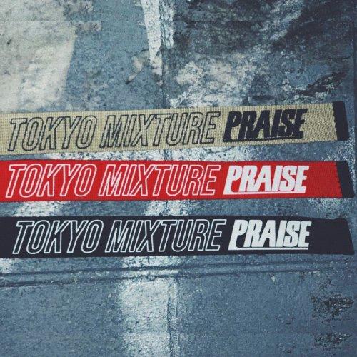 PRAISE / TOKYO MIXTURE GI BELT(Black / Red / Khaki)