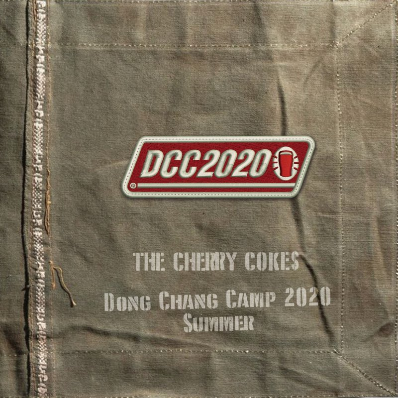 THE CHERRY COKE$ / Dong Chang Camp 2020 DVD
