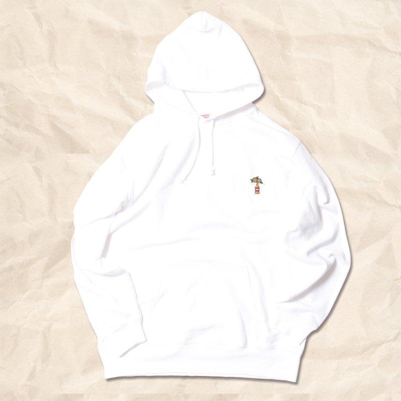 暇金商店 / HOODIE (Black/White/Gray)