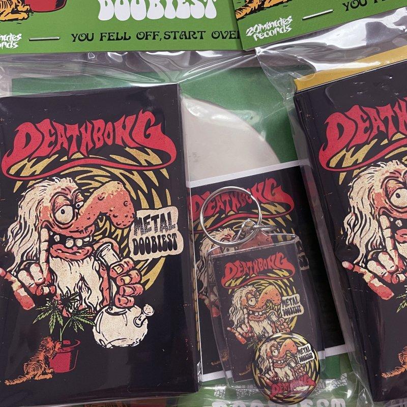 DEATHBONG / METAL DOOBIEST CASSETTE PACK