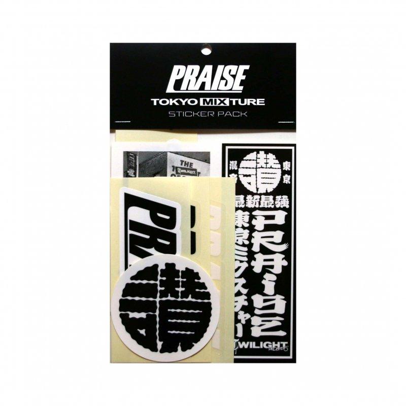 PRAISE - STICKER PACK
