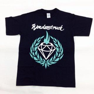 WONDERSTRUCK / Diamond TEE (ブラック)