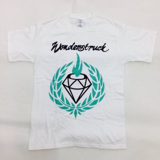 WONDERSTRUCK / Diamond TEE (ホワイト)
