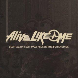 ALIVE LIKE ME / EP (日本限定発売)