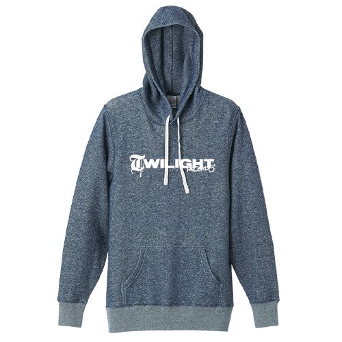 TWILIGHT RECORDS / LOGO PULLOVER (Navy)