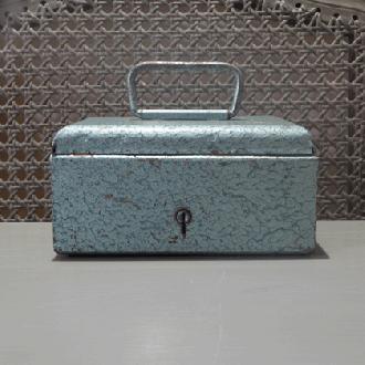 ヴィンテージセーフBOX1970 -金庫-