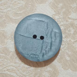 ボタン(ブルー)ヴィンテージa 1950